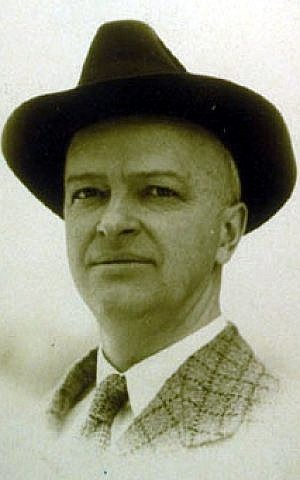 Harry Laughlin (Eugenics Archive / Wikipedia)