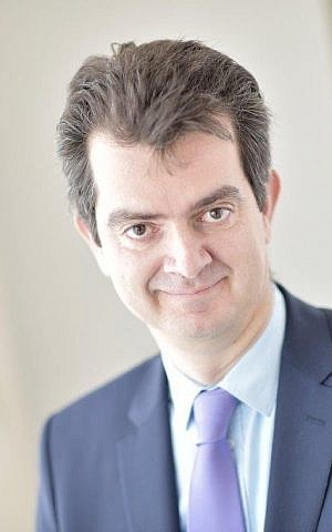 Laurent Combourieu, Director of Investigations for the AMF (Courtesy)