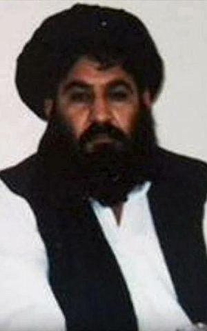 Mullah Akhtar Mansoor (Wikipedia)