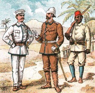 German Schutztruppe, 1901 (Wikipedia)