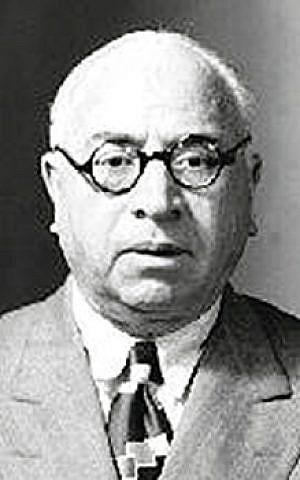 Iraqi Prime Minister Tawfig as-Suwaydi (Wikipedia)