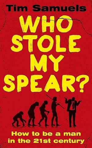 The cover of 'Who Stole My Spear' by Tim Samuels. (courtesy)