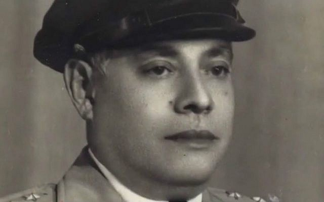 Salvadoran diplomat Jose Arturo Castellanos, who saved tens of thousands of European Jews during the Holocaust by issuing them false El Salvadoran identity papers. (YouTube screen capture)