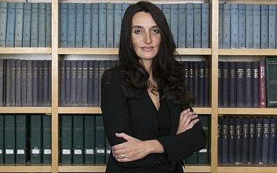 When French-Israeli lawyer Deborah Abitbol filed suit on behalf of French victims, it set off a French criminal investigation (Courtesy)