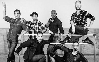 Madonna's seven dancers from her 1990 Blonde Ambition tour are the focus of the 2015 documentary 'Strike a Pose,' being screened at the May 2016 DocAviv festival (Courtesy 'Strike a Pose')