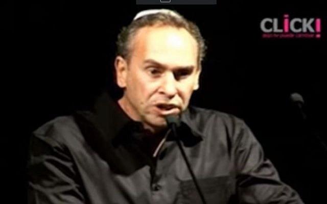 Marcelo Marcos Mindlin. (Screen capture YouTube)