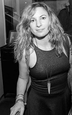 Creator of the popular New York literary series Happy Ending, Amanda Stern (Zach Hyman)