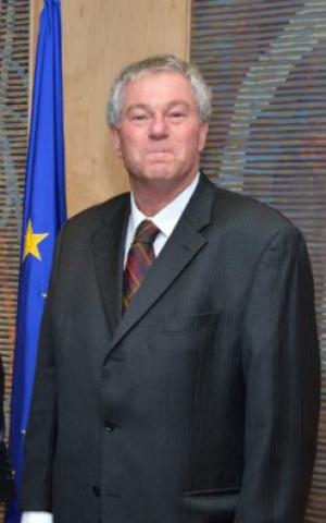 Israel's Ambassador to the European Union and NATO David Walzer, October 10, 2012. (European Union)