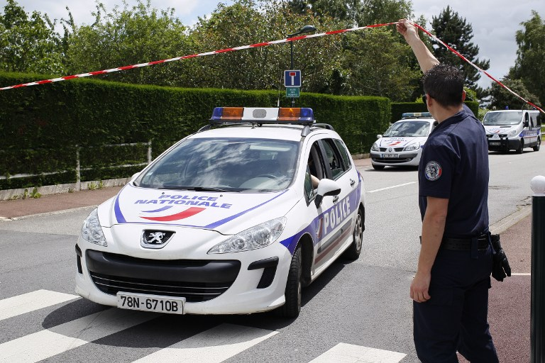 French Attacker Pledged Loyalty To Is Had Public Figure Hit List