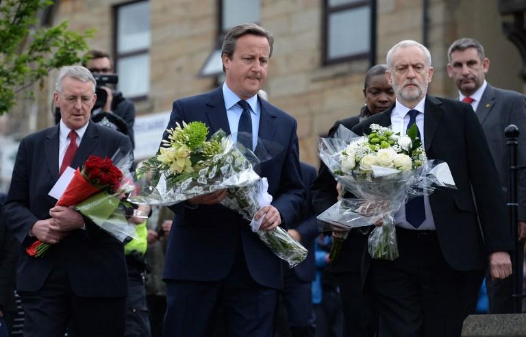 UK Labour head Corbyn sacks rival amid calls to step down