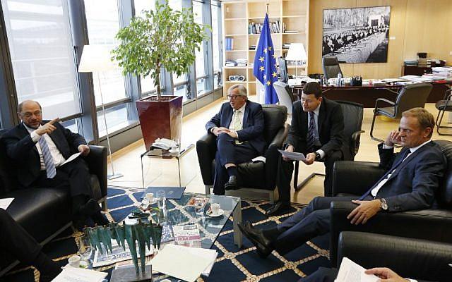 Boris Johnson: 'No need for haste' on formal process of pulling UK