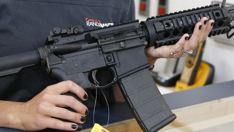 "gun legislation and semi automatic firearms Stephen paddock, the killer in las vegas, used a ""bump stock,"" a sort of spring  mechanism that let his semiautomatic guns approximate the."