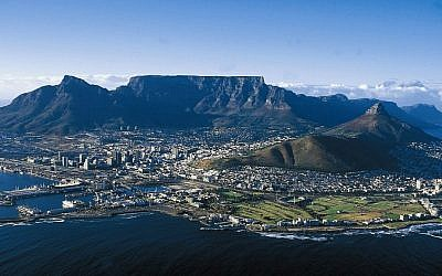 Cape Town, South Africa. (Flickr/Werner Bayer/CC BY 2.0)
