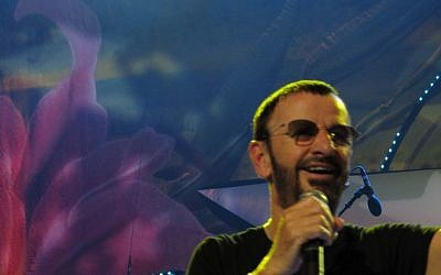 Ringo Starr in Paris in 2011 (Jean Fortunet / Wikipedia)