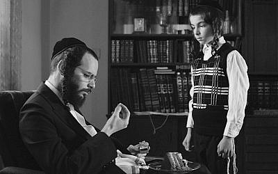 'Tikkun' (2015) by director Avishai Sivan, is about a yeshiva student who escapes a brush with death. The film has won awards both at home and abroad. (Courtesy)