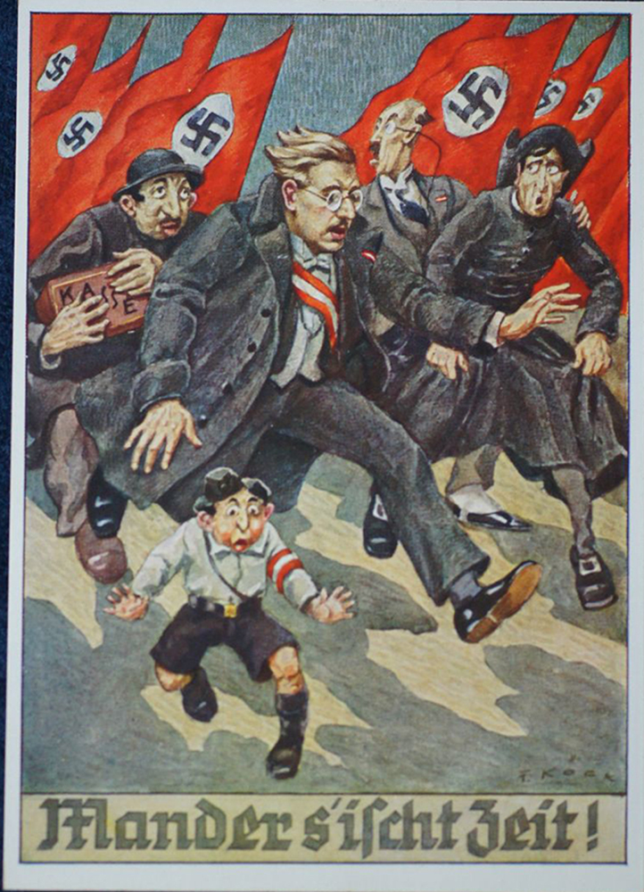 propaganda in nazi germany History of the holocaust propaganda in nazi germany mass rallies, posters and propaganda films keeping control of germany the nazis controlled and censored the radio & newspapers.