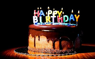 Illustrative image of a birthday cake. (Omer Wazir/Wikipedia/CC BY-SA 2.0)