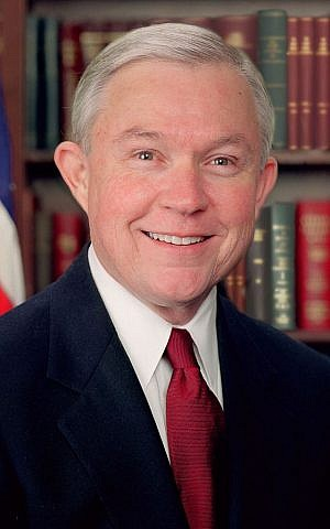 Jeff Sessions (via Wikipedia)