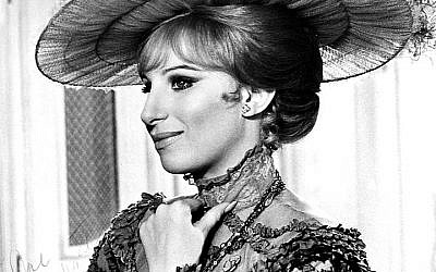 Barbara Streisand as Dolly Levi in the 1969 film 'Hello Dolly.' (Public domain)