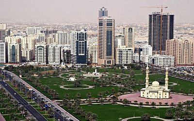 View of Sharjah city, United Arab Emirates. (Wikipedia/CC BY-SA 3.0)