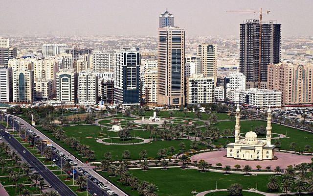 View of Sharjah city, United Arab Emirates. (Wikipedia/CC BY-SA 3.0)