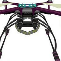 Arbe Robotics' drone technology helps avoid crashes (Courtesy)