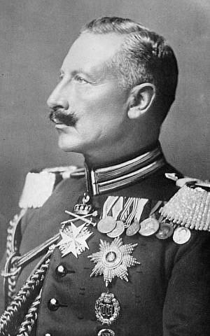 Kaiser Wilhelm II (Wikipedia)
