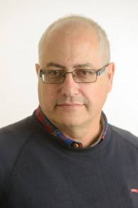 Michael Feige, professor of Israel studies at Ben Gurion University. (Dani Machlis)