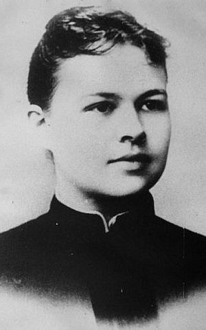 Mary Elizabeth Hesselblad, a Swedish nurse canonized in June 2016. Hesselblad reportedly saved 60 Jewish people during the Holocaust by hiding them. (Wikipedia/Public Domain)