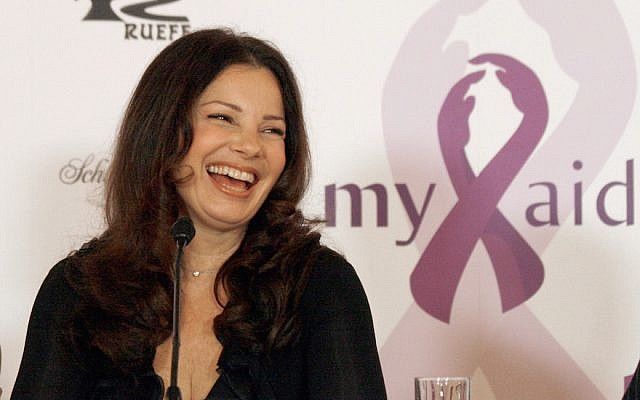 Fran Drescher at a charity event in Vienna in 2010. (Wikimedia Commons)