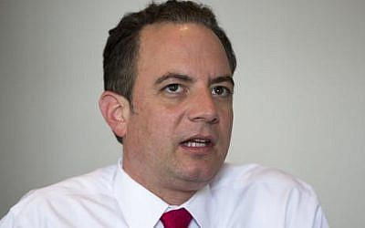 Republican National Committee chairman Reince Priebus (AP Photo/J. Scott Applewhite, File)