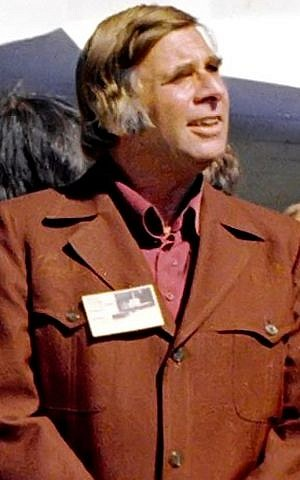 Gene Roddenberry in 1976 (Wikipedia)