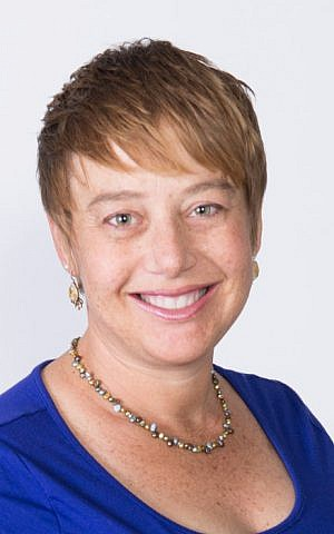 Idit Klein, executive director of Keshet, a Boston-based national that works in some 200 communities for LGBTQ equality and inclusion in Jewish life. (courtesy)