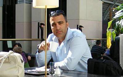 Ido Ben Ari, of of four victims killed in a terror attack in Tel Aviv's Sarona Market on June 6, 2016. (Courtesy)