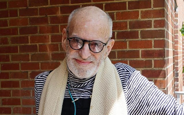 Larry Kramer is one of the most important figures in the history of LGBTQ activism. (Courtesy of HBO)