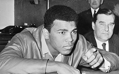 Boxing legend Muhammad Ali in 1966 (CC BY-SA Dutch National Archives via Wikimedia Commons)