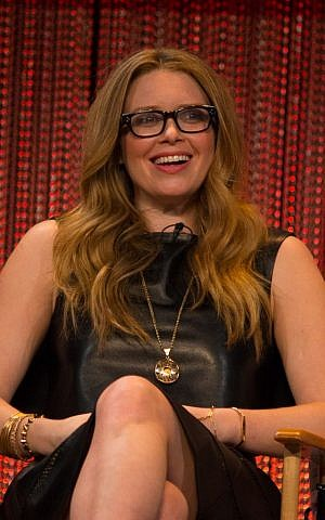 Actress Natasha Lyonne grew up in an Orthodox Jeish family and lived briefly in Israel (Dominick D/CC BY-SA 2.0)