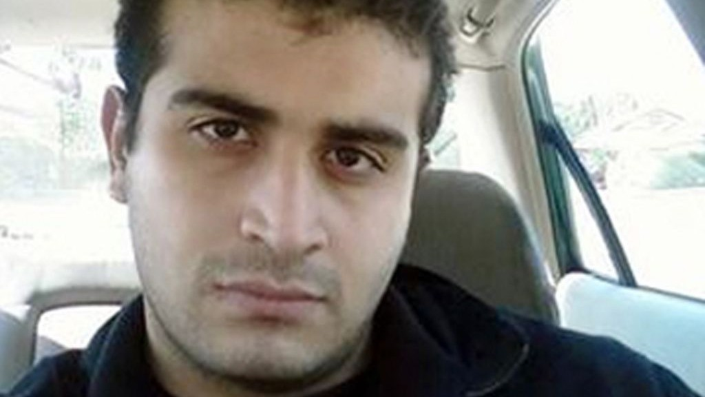 Omar Mateen in an undated photo (MySpace via AP, File)
