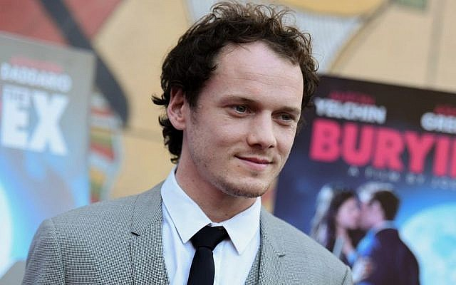 "In this June 11, 2015, file photo, Anton Yelchin arrives at a special screening of ""Burying the Ex"" held at Grauman's Egyptian Theatre in Los Angeles. (Richard Shotwell/Invision/AP, File)"