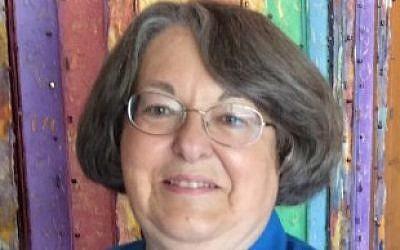 Rabbi Sally Priesand was the first female ordained rabbi in America. (Courtesy of Priesand)
