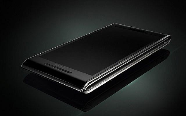 Israeli startup presents $14,000 unhackable phone | The