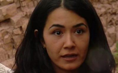 Sitora Yusufiy, ex-wife of the Orlando nightclub killer (YouTube screenshot)