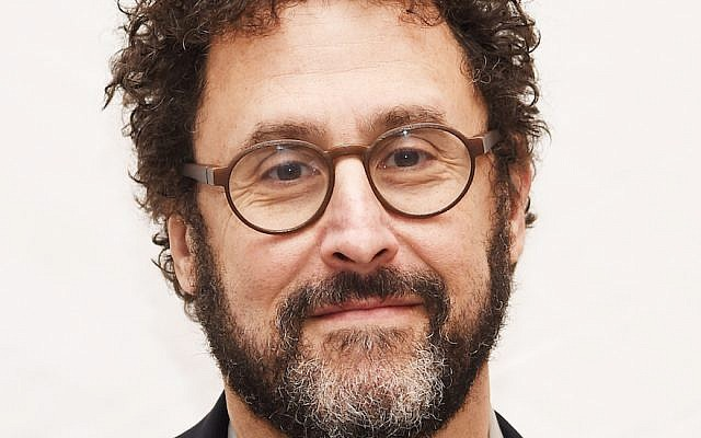 "Tony Kushner attending the ""Mike Nichols: American Masters"" world premiere at The Paley Center for Media in New York City, January 11, 2016. (Dimitrios Kambouris/Getty Images)"