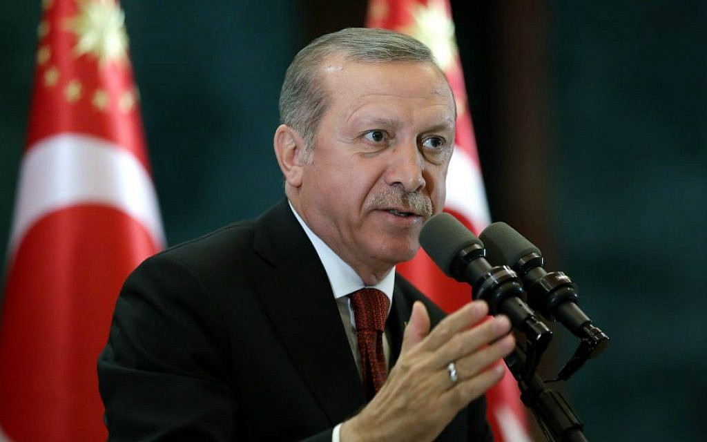 Erdogan blasts Gaza flotilla that sparked crisis with Israel