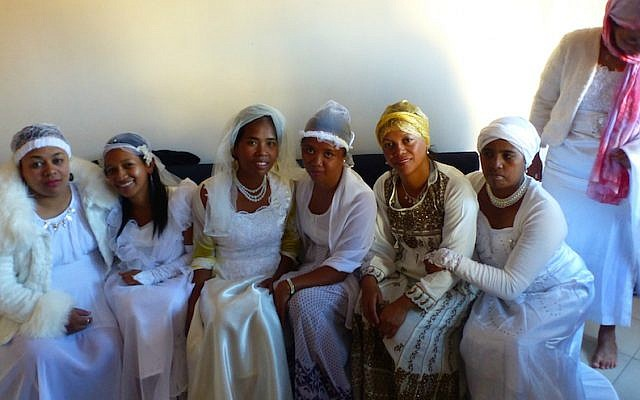 The Malagasy Jews' conversion process included full-body immersions in a river located a 90-minute drive away from Antananarivo, Madagascar's capital. (Deborah Josefson)