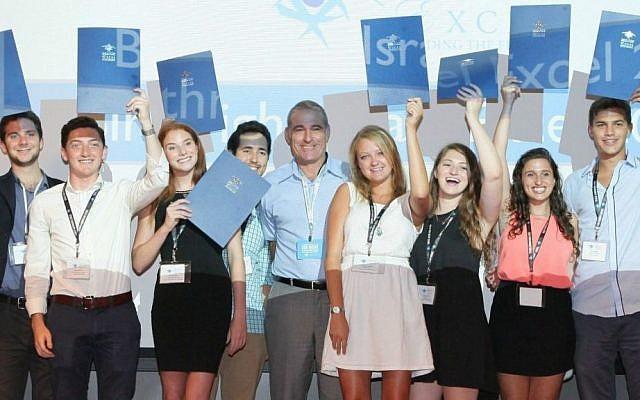 Birthright starts new joint US, Israel innovation program  (Courtesy)