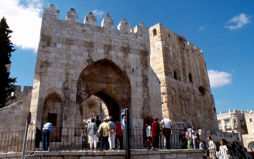 The Tower of David. (Shmuel Bar-Am)