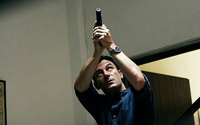 "Jason Isaacs stars as Peter Connelly in the USA Network show ""Dig"" in 2015. (NBC Universal via JTA)"