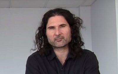 Your Ward News editor James Sears (screen capture: YouTube)
