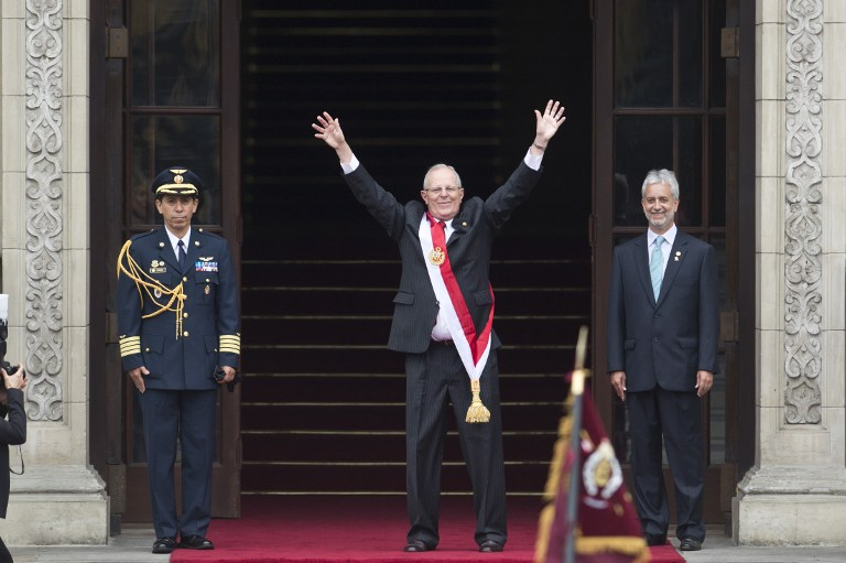 Peru's Congress to decide whether or not to accept President Kuczynski's resignation